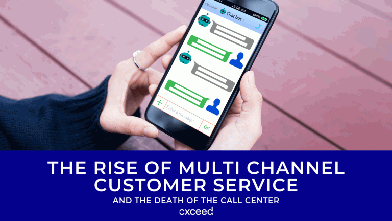 The Rise of Multi Channel Customer Service