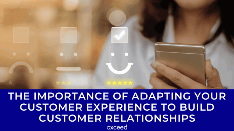 Adapting Customer Service