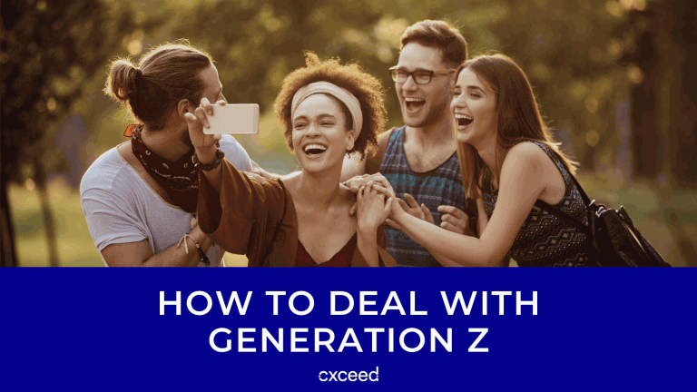 How to Deal With Generation Z