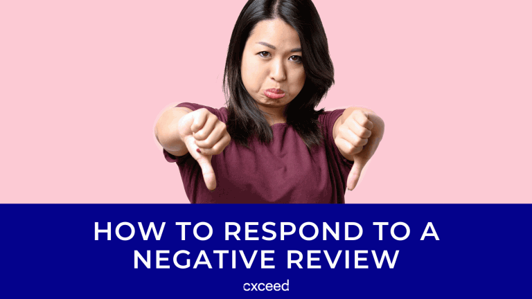 How to Respond to a Negative Review