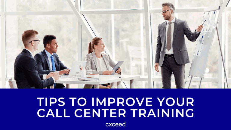 Tips to Improve Your Call Center Training