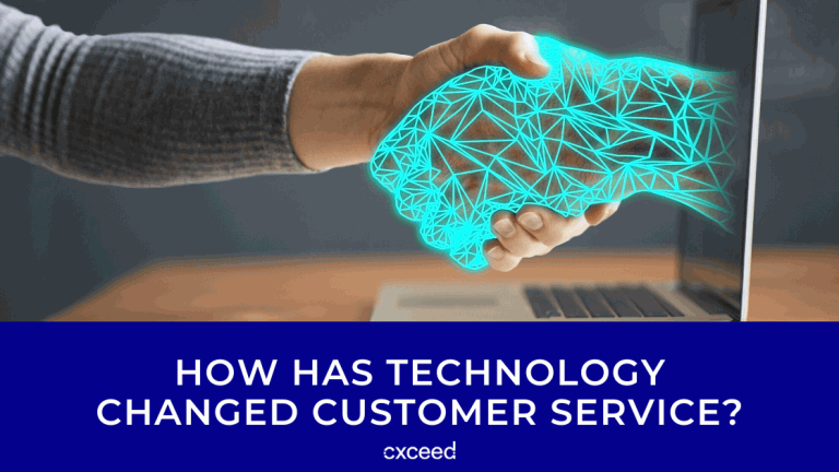 customer service technology